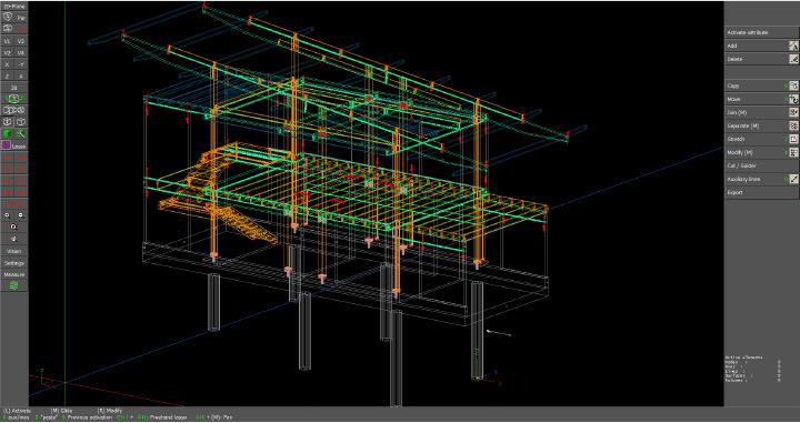 Modelagem tridimensional em Cadwork®