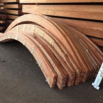 Fabricação vigas curvas